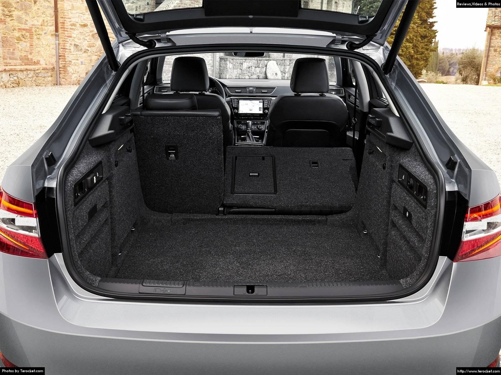 Hình ảnh xe ô tô Skoda Superb 2016 & nội ngoại thất