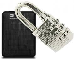How To Lock Unlock & Give Password To A Hard Drive