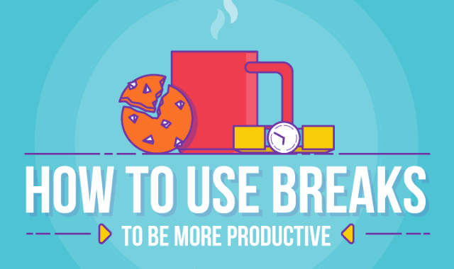 How to Use Breaks to Be More Productive