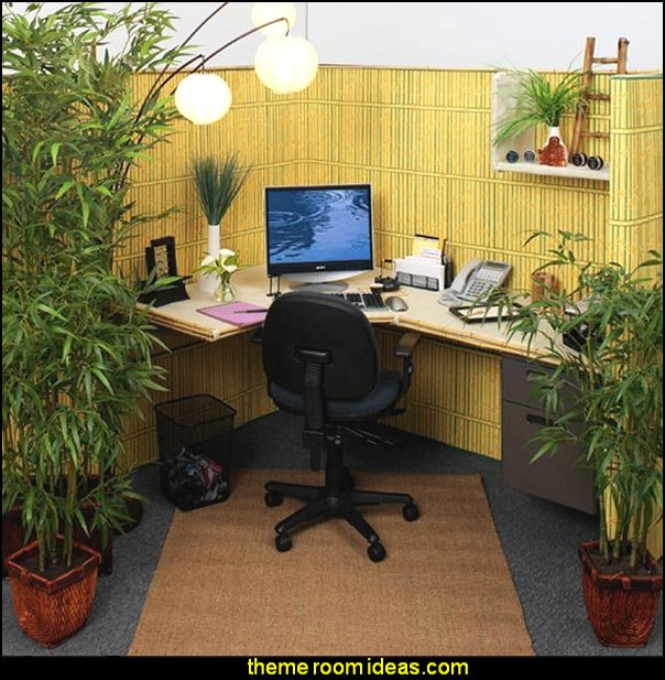 Cubicle Decorating Ideas Theme Part - 35: Office Cubicle Decorating Ideas - Cubicle Decorating - Work Desk Decorations  - Cubicle Decoration Themes -