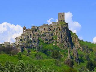 Towns of Basilicata: Craco