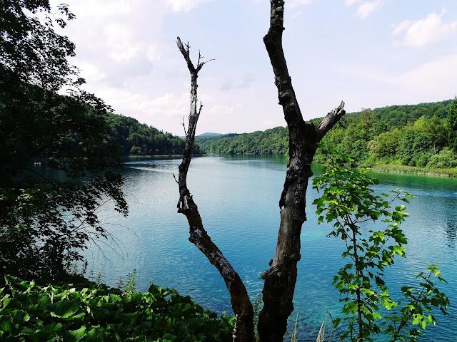 Jeziora Plitvickie - trasa C