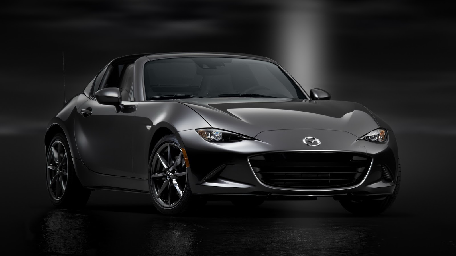 new mazda mx 5 rf aka the retractable fastback you ve all. Black Bedroom Furniture Sets. Home Design Ideas
