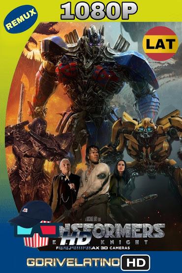 Transformers: El Último Caballero (2017) BDRemux 1080p Latino-Ingles mkv