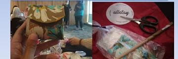 Serunya Workshop Bikin Dompet Koin Cantik Bareng Titik Tengah dan Alfamart