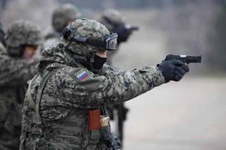Spetsnaz -  Pasukan Elite Rusia