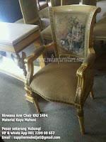 jual french furniture arm chair furniture kursi jepara supplier meubel ukir Indonesia