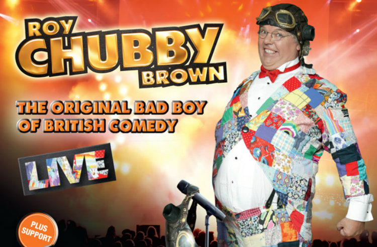 Chubby brown tour