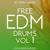 Buzz - Free Sample Pack - Free EDM Drums Vol 1- musica8.site