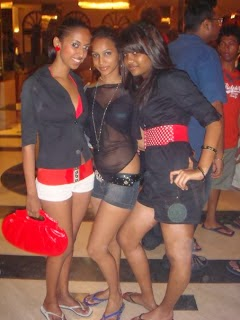 Colombo night clubs girls