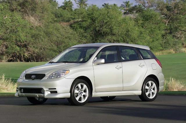 Toyota Matrix Rear Differential