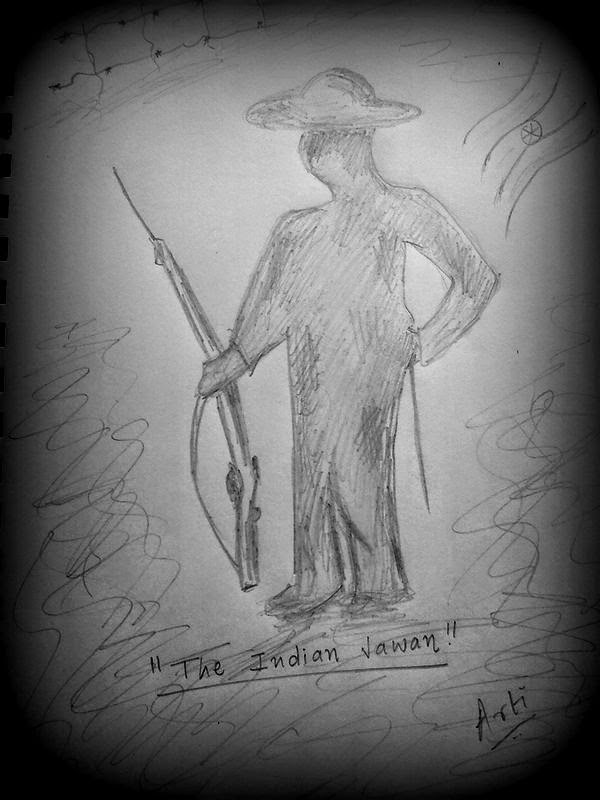 My Hero: The Indian Jawan