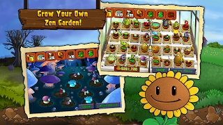 Download  Plants vs Zombies v1.1.16 Mod Apk