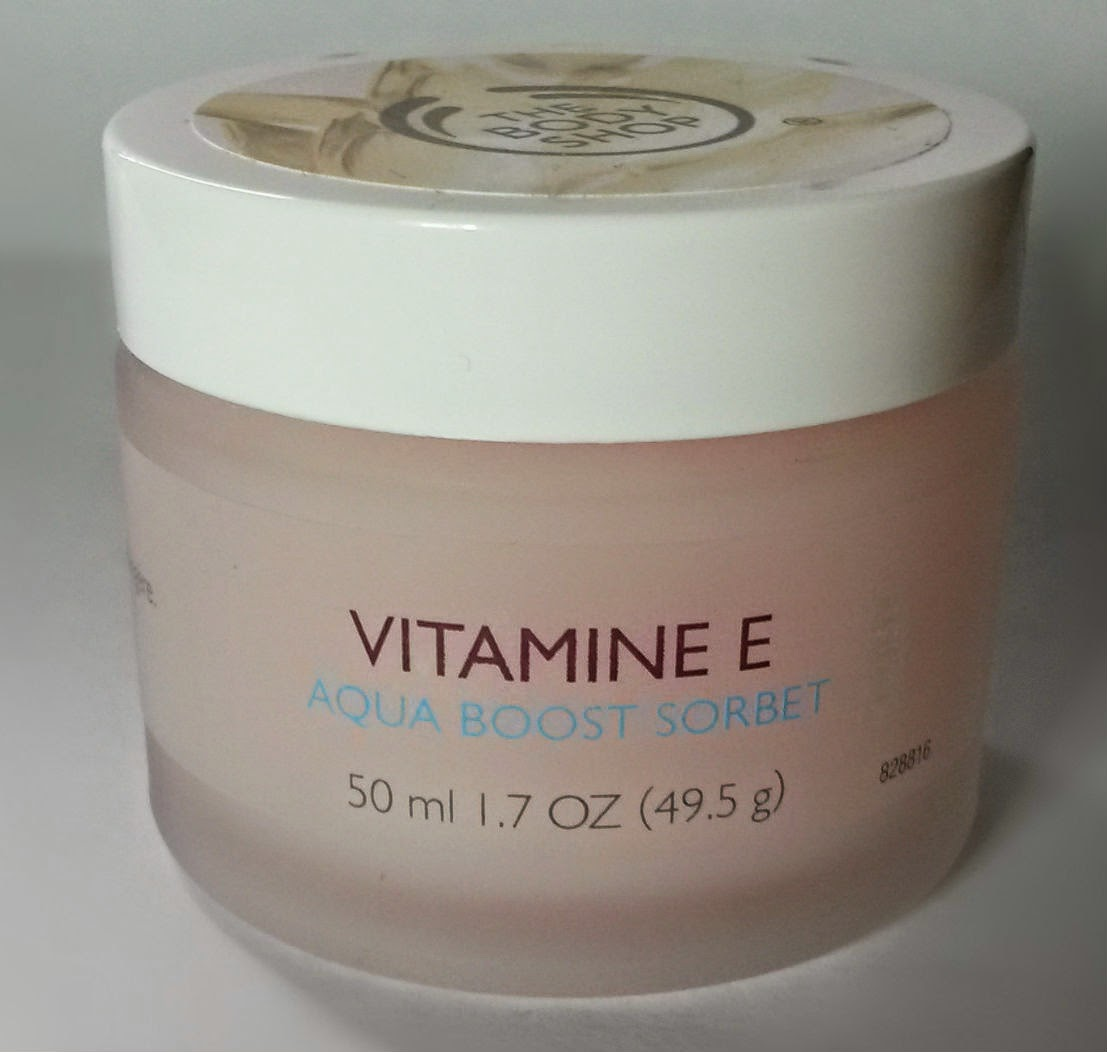 Vitamine E Aqua Boost Sorbet The Body Shop