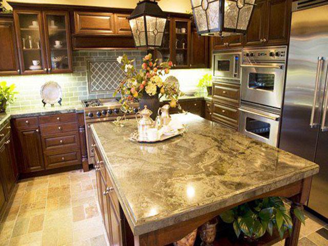 đá nhà bếp đẹp