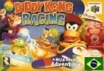 Diddy's Kong Racing Portugues