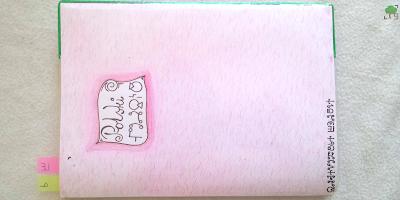 polski, zeszyt, różowy, głagolica
