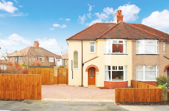 Harrogate Property News - 3 bed semi-detached house for sale Skipton Crescent, Harrogate HG1