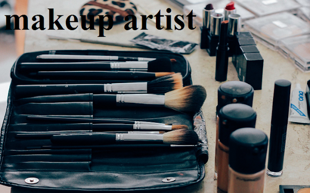 career in make up artist / make up artist specialist