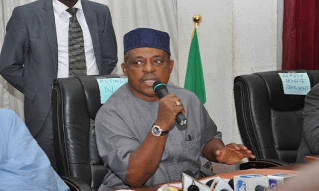 Secondus reveals FG, EFCC 'plot' against PDP states