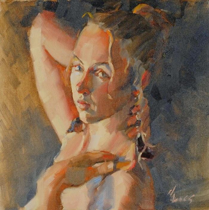 Предвкушение и романтика. Heather Arenas