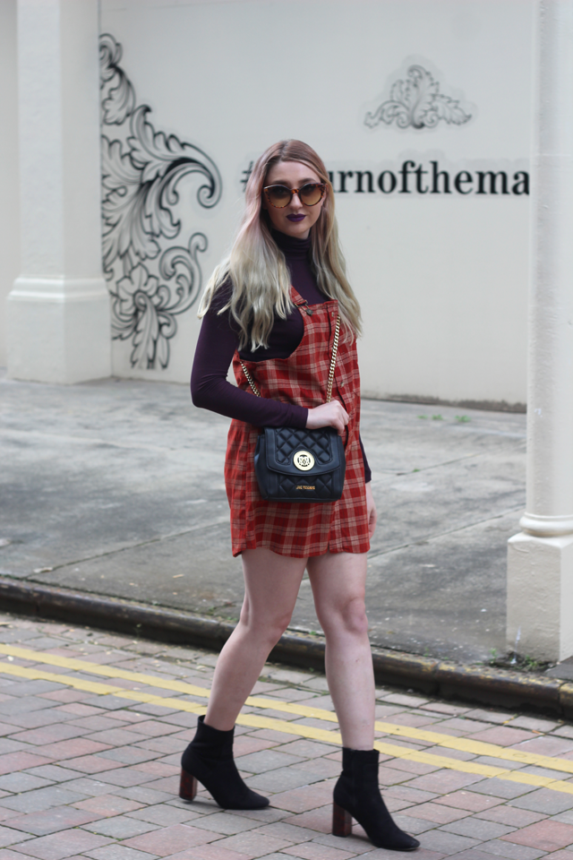 how to wear vintage uk fashion blog