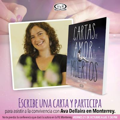 Concurso: Cartas de amor a los muertos - Ava Dellaira