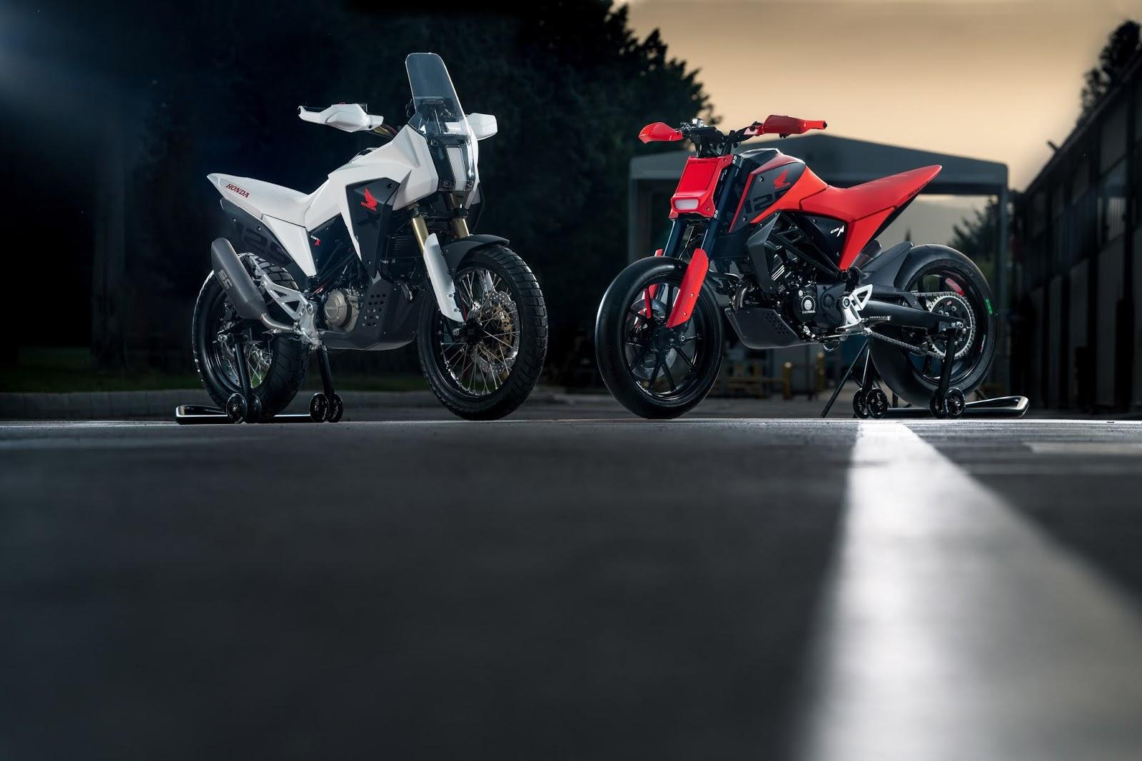 Το Κέντρο Έρευνας και Εξέλιξης της Honda στη Ρώμη φέρνει δύο φουτουριστικά πρωτότυπα στην EICMA