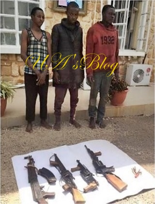 Faces Of Suspects Involved In The Killing Of Over 100 Persons In Plateau (Photo)