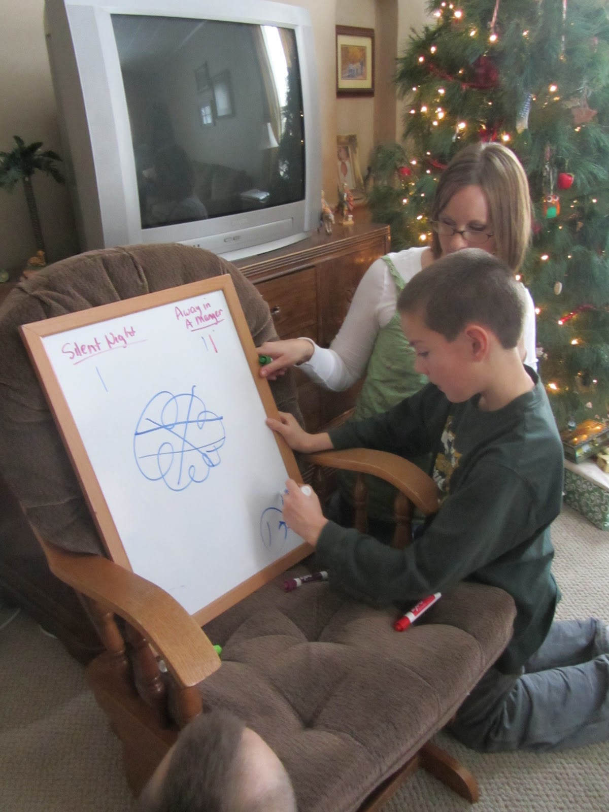 The Unlikely Homeschool Homeschool Co Op Christmas Party