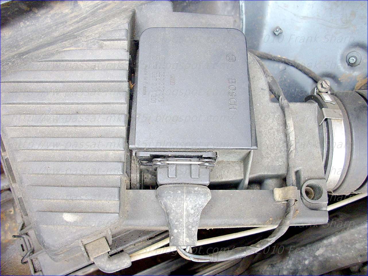 VOLKSWAGEN PASSAT: VOLKSWAGEN PASSAT ENGINE CONTROL MANAGEMENT