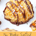 No Bake Salted Caramel Coconut Macaroons