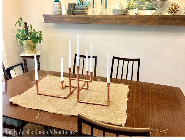 How to Engineer a table centerpiece!