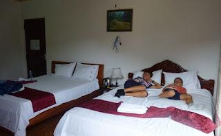Ninh Binh, Tuan Ngoc Hotel.
