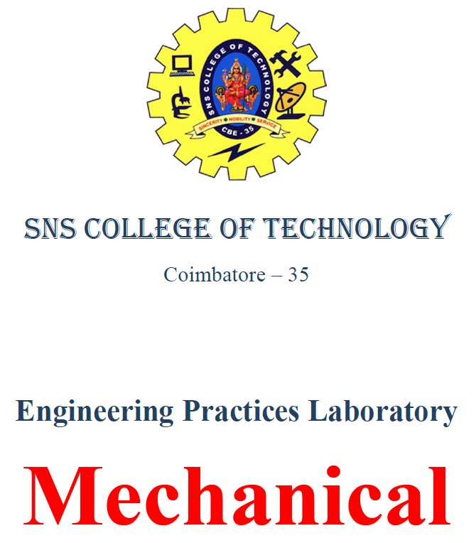 Engineering practices Lab manual anna University