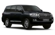 Paket Simulasi Kredit Toyota Land Cruiser di Pekanbaru