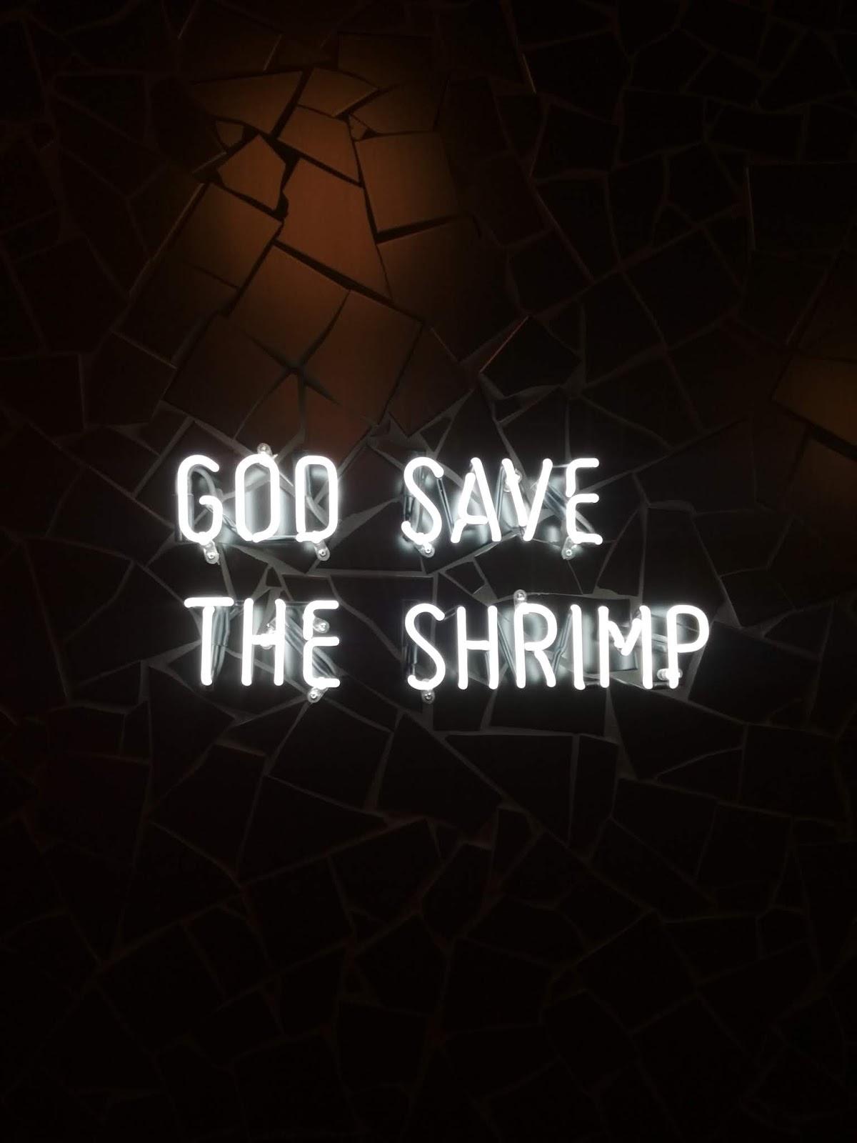 Godne zjedzenia #4 - krewetkowy raj w Shrimphouse