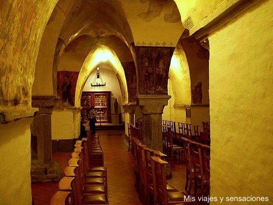 Cripta de la  Catedral de San Bavón, Gante