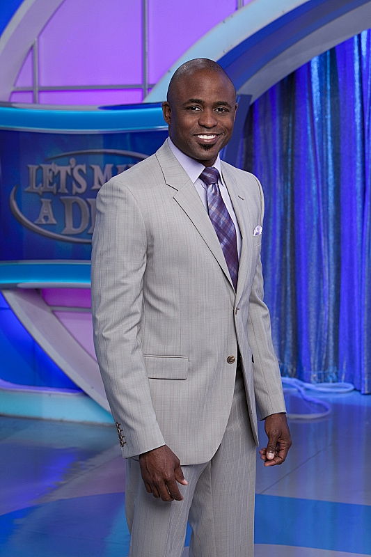 Wayne Brady Joins Publishers Clearing House Prize Patrol