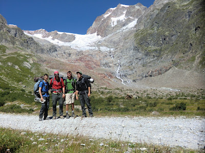 Nant Borrant Tour del Mont Blanc