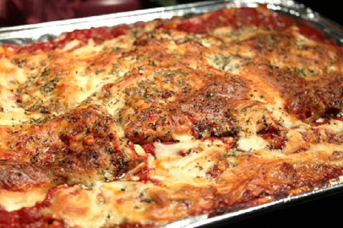 this is how to make Italian Lasagna from scratch