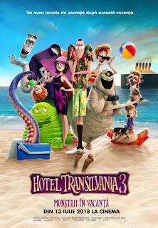 Hotel Transylvania 3 dublat in romana