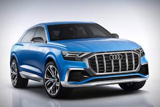 2018 Audi Q8 Revue, moteur, performance, date de sortie 2018 Audi