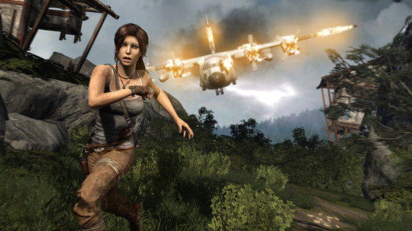 Giveaway: Tomb Raider on STEAM