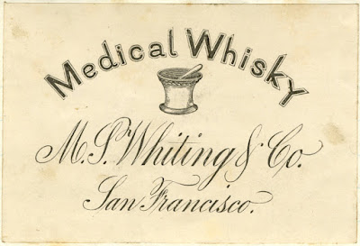 Medical Whiskey