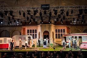 Richard Strauss: Ariadne auf Naxos - Opera Holland Park (Photo Robert Workman)