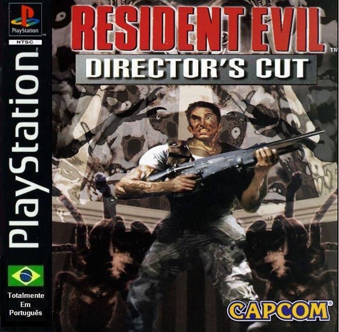 Image result for resident evil 1 legendado pt-br ps1 iso
