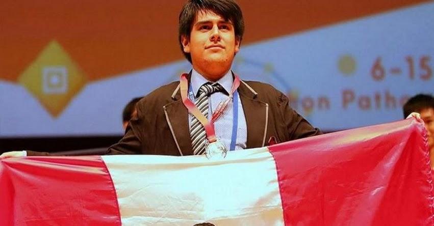 Campeón mundial de química ocupa primer puesto en admisión de la PUCP