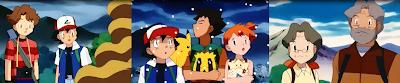 Pokémon - Capítulo 30 - Temporada 4 - Audio Latino