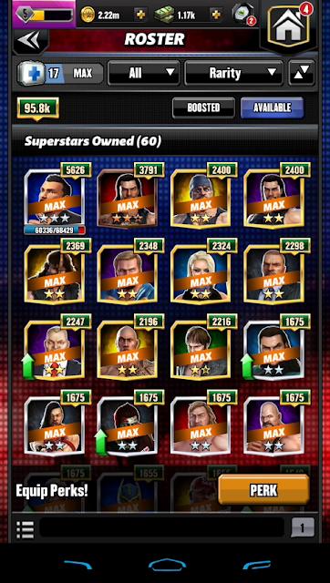 WWE Champions Men And Women Superstars